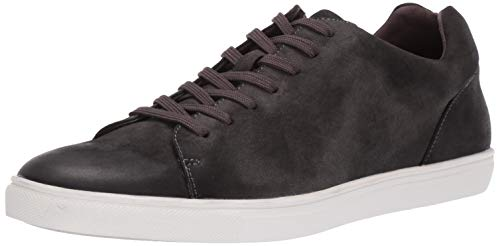 Unlisted by Kenneth Cole Men's Stand Sneaker E, Dark Grey, 10 M US