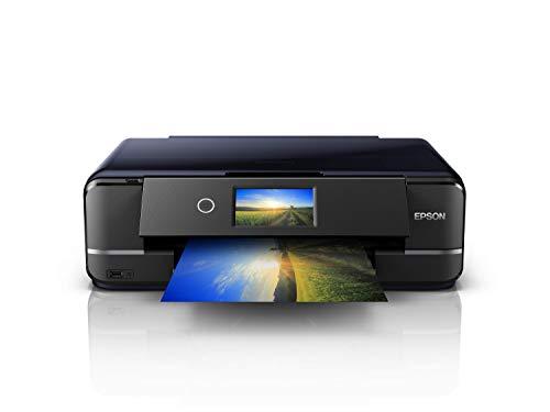 Epson Expression Photo XP-970 Print/Scan/Copy Wi-Fi Printer, Bl