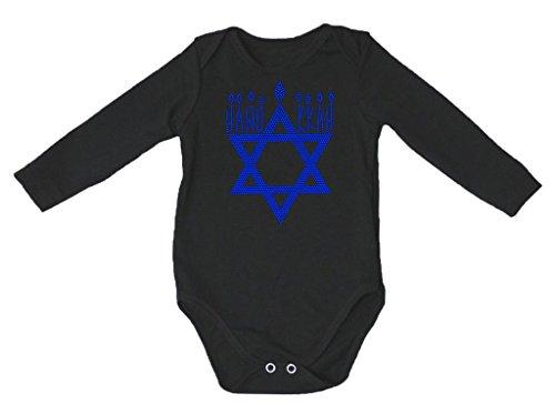 Petitebelle - Body - Bébé (fille) 0 à 24 mois noir noir 3 - 6 mois