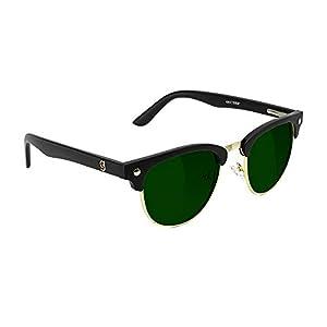 GLASSY Morrison Premium Plus Polarized Sunglasses with Anti-reflective Lenses