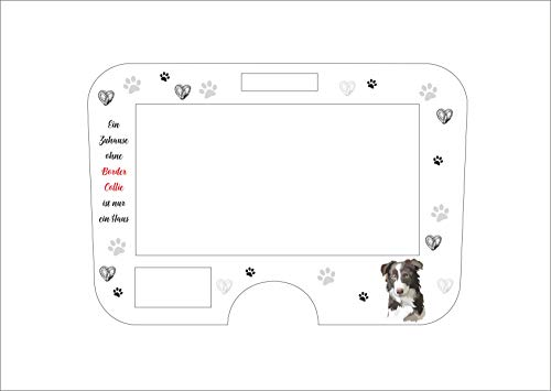 Displaybeschermfolie voor Monsieur Cuisine Connect hond Border Collie