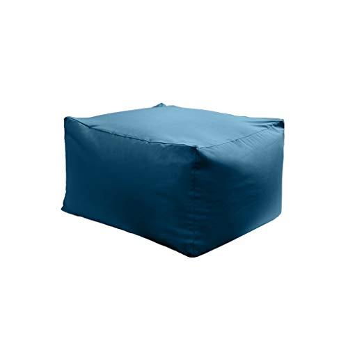SFGH Divano pigro Soggiorno Camera da letto Personalità creativa Sedia da riposo for il tempo libero (Color : Blue)