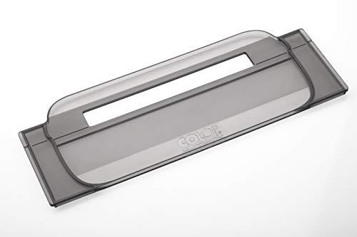 COLOP e-mark Lineal, rauchgrau transparent, 27,7 x 10,3 x 6 cm, 155449