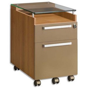 Gautier Office - Caisson Mobile 2 Tiroirs