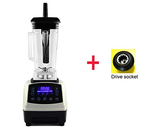 Great Features Of Digital Touchpad Preset Timer Program 2200W Heavy Duty Power Blender Mixer Juicer ...