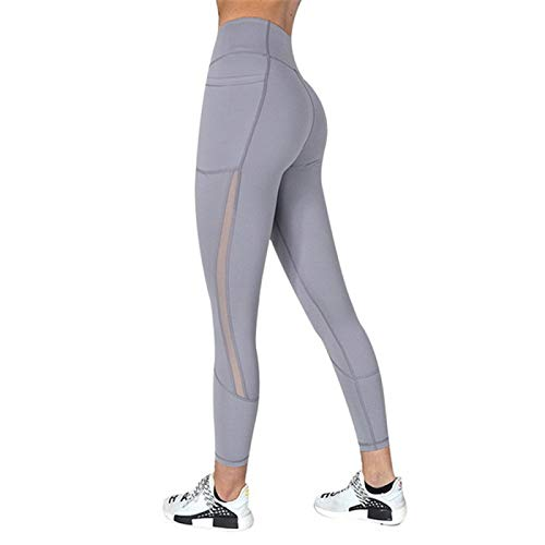 VGSD Sexy Women Yoga Sport Leggings Phone Pocket Fitness Running Pants Stretchy Sportswear Gym Leggings Slim Yoga Pant