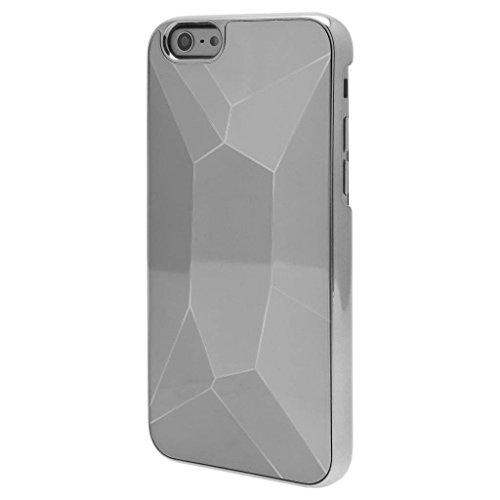 BaubleBar Jane Gunmetal Cover Up Phone Case iP6/6S