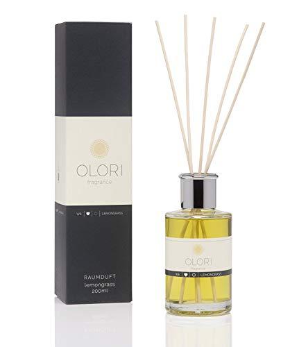 OLORI Reed - Lemongras - 200ml - natürlicher Raumduft