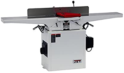 Jet 718200K 1PH 230V 2HP JJ-8CS 8 Closed Stand Jointer, Only in Woodworking, Jointers by JET