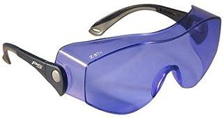 مشکی شیشه ای روی شیشه ای پلی کربنات در OTG Over Eye Frame Plastic Frame
