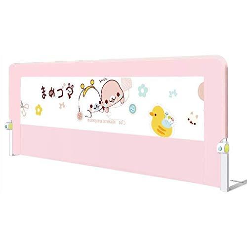 Lit Enfant Garde-Corps, Garde-Corps Side Guardrail Fichier, Quilt Baffle Universal Side Unilatérale Lit Bébé Anti-Chute Baby Bar Installation Gratuite (Size : 150cm)