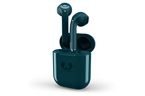 Fresh 'n Rebel Twins Wireless In-Ear Auriculares – True Wireless, Auriculares inalámbricos intraurales Bluetooth TWS - Petrol Blue