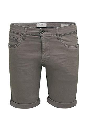 edc by ESPRIT Herren 030CC2C301 Shorts, 020/DARK Grey, 30