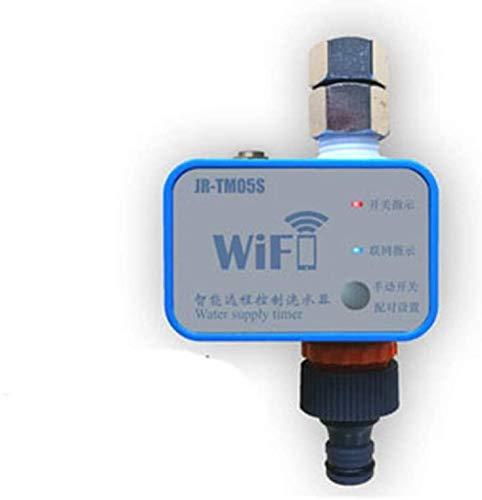 ZPDM WiFi Timer-Intelligente Blumen-Bewässerungssteuerpult ,wasserdichte Timer Bewässerungssteuerung