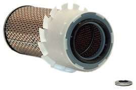 WIX Filters - 42276 Heavy Duty Air Filter W/Fin, Pack of 1