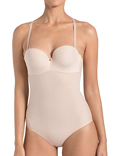 Triumph Damen Body Make-Up Essent BSWPM Miederkleid, Beige (Nude BEIGE NZ), (Herstellergröße: 85A)
