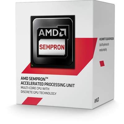 Best Price Square CPU, SEMPRON 2650, Socket AM1, AMD SD2650JAHMBOX by AMD (Advanced Micro Devices)