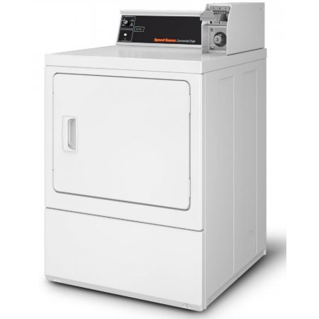 SPEED QUEEN Coin Slide Gas Dryer
