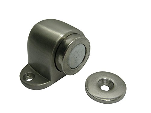 Türfeststeller Tür Feststeller Türfesthalter Türstopper Magnet Edelstahl Optik