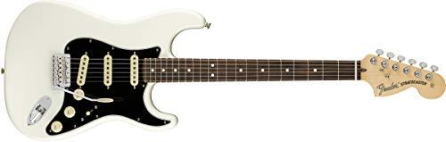 Fender American Performer Stratocaster RW Arctic White w/Gig Bag