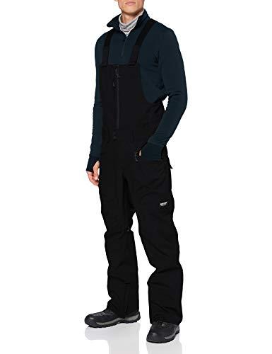 Burton Reserve Bib Pantalon de Snowboard, Hombre, True Black, XL