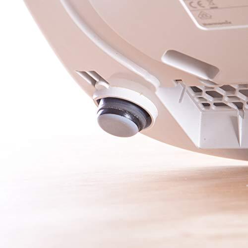 Gleitbrett Unsichtbares Gleiter Selbstklebend Rollbrett Zubehör Kompatibel mit Thermomix TM5 TM6 Küchenmaschine und Monsieur Cuisine Connect