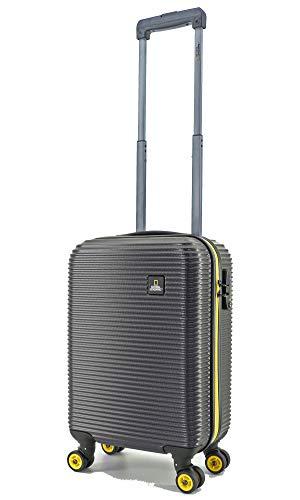 Bowatex National Geographic Handgepäck Koffer Trolley Schwarz 54 cm klein bei Bowatex