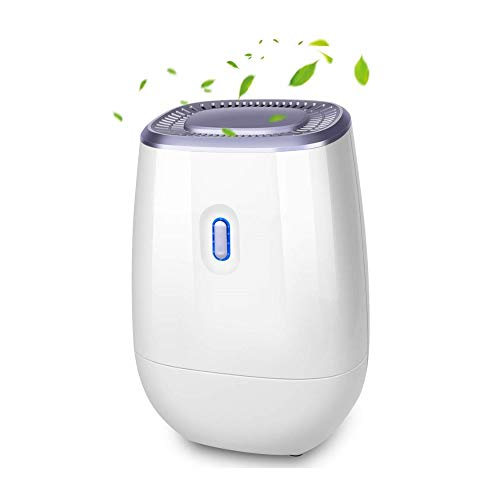 Lowest Prices! Dehumidifier - 41oz Capacity Electric Dehumidifier,Portable Mini Air Dehumidifiers, A...