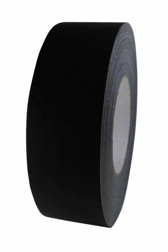 Premium Tape STAGE-80 schwarz matt