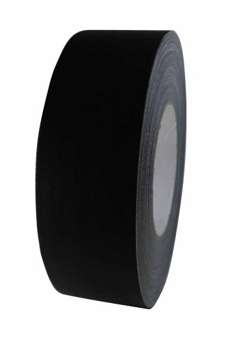Premium Tape STAGE-80 schwarz matt