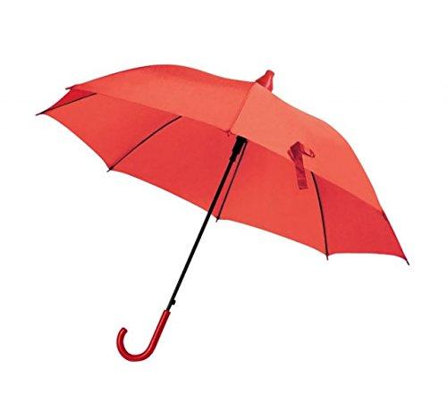 Ten paraplu rood met druppelvanger auto cod.EL21007 cm 85h diam.103 by Varotto & Co.