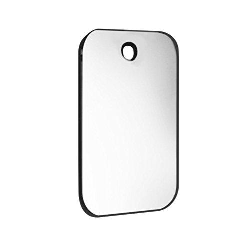 Ouken Shatterproof PVC Anti-Nebel nebelfreie Dusche Spiegel Bad fogless Spiegel