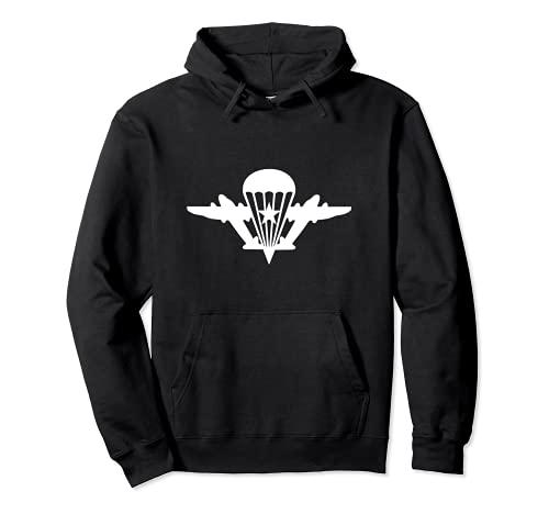 Russian Airborne Badge Sudadera con Capucha
