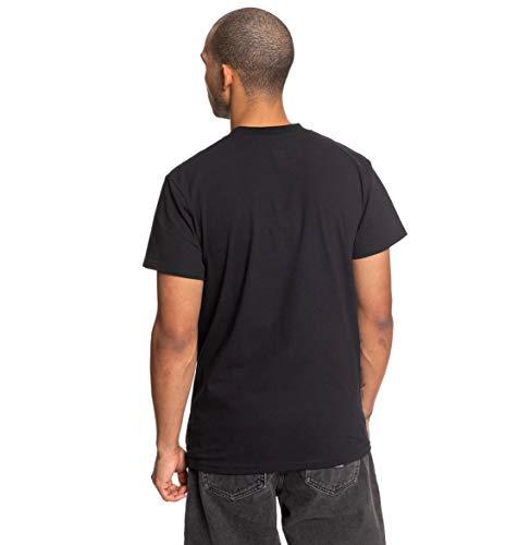 DC Shoes Worldtour - T-Shirt - Homme - L - Noir