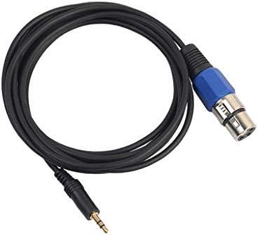 TISHITA 5 M Stereo 35 Mm Male naar XLR Female Audiokabel voor Microfoon Luidsprekermixer