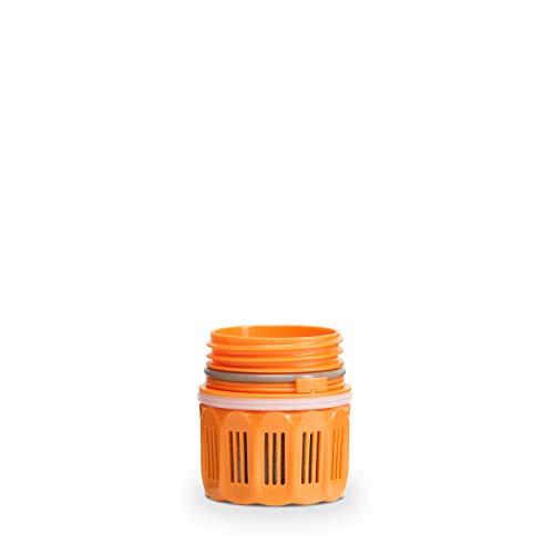 Cartouche filtrante de remplacement pour la bouteille de purification ultralégère [+ Filtre] – Voyages à l'étranger, aventures de plein air, trousses d'urgence