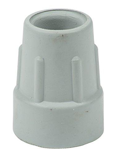 Lifeswonderful® - 10 Stück Strapazierfähige Gummifuß 22mm für Krücken Gehstöcke