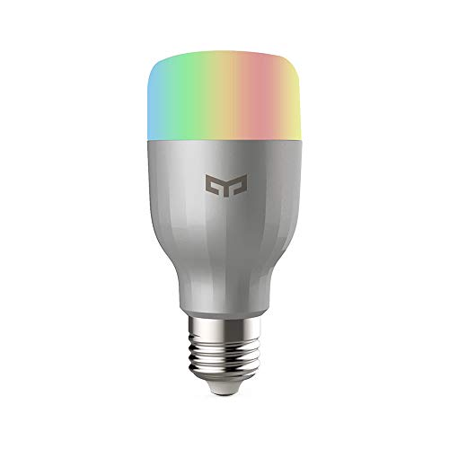 Xiaomi Mi LED Smart Bulb Essential - Bombilla Color LED (Multi, 5,5 cm, 12 cm)