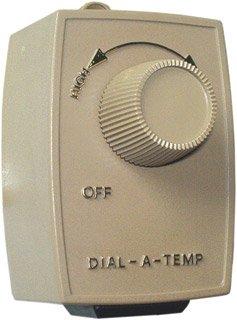 dial a temp control - 1