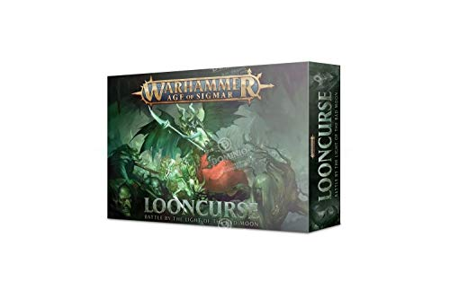 Games Workshop Warhammer Age of Sigmar - LOONCURSE (Luna Maldita) Ingles