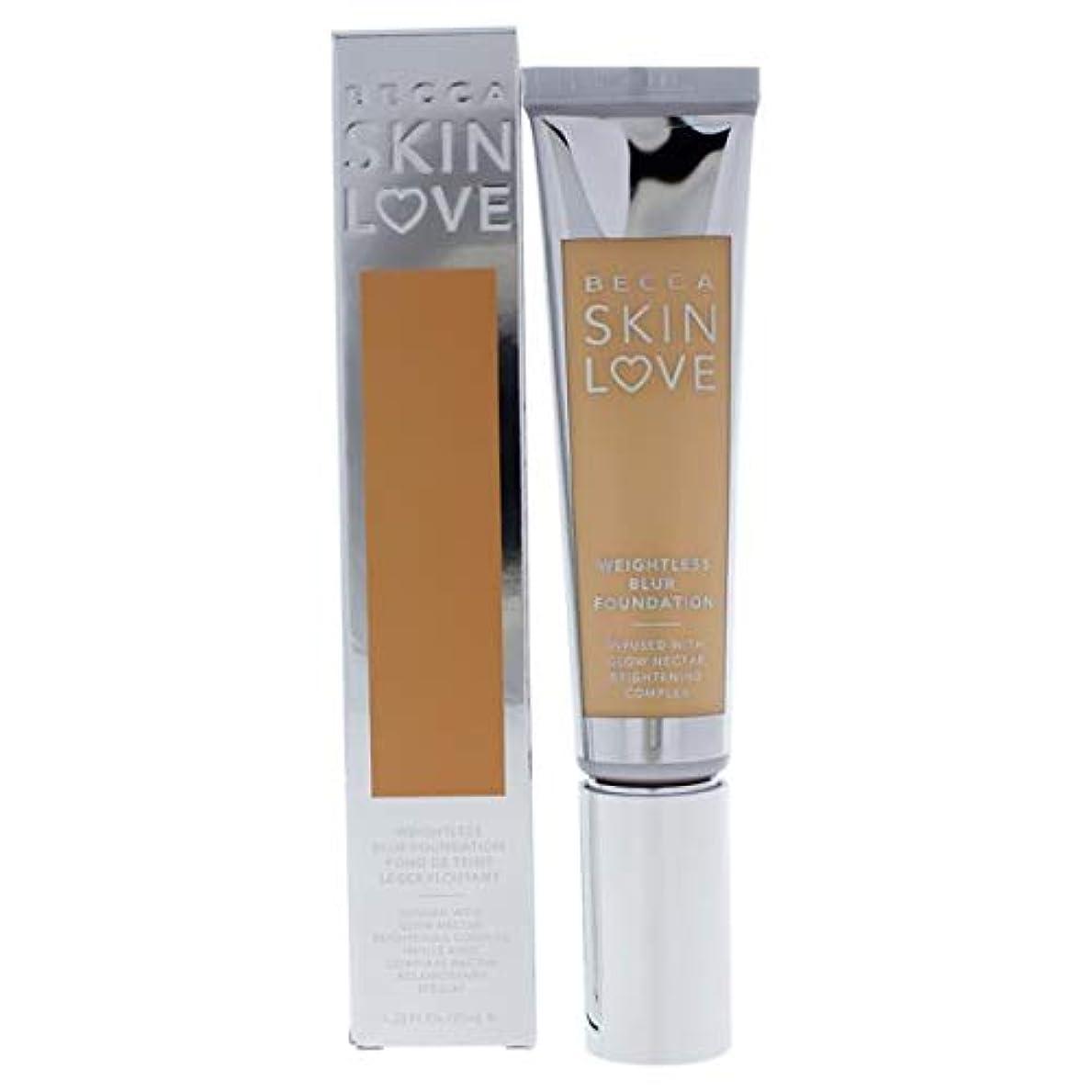 キロメートル反論服を洗うベッカ Skin Love Weightless Blur Foundation - # Vanilla 35ml/1.23oz並行輸入品
