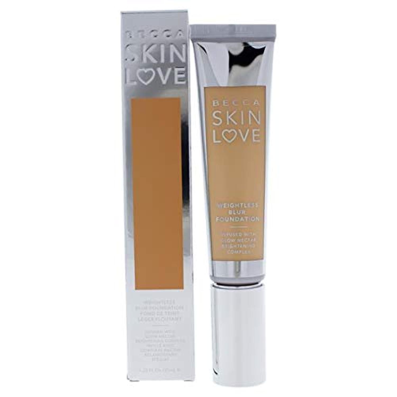 ベッカ Skin Love Weightless Blur Foundation - # Vanilla 35ml/1.23oz並行輸入品