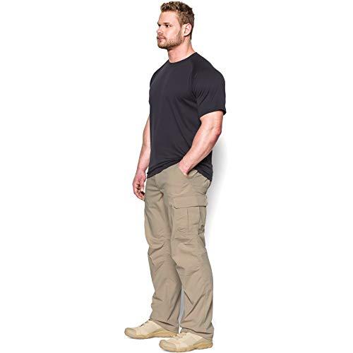 Under Armour Pantalon de Patrouille Tactique pour Homme, Homme, Pantalon, 1265491, Sable du désert...