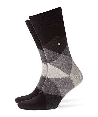 BURLINGTON Herren Clyde M SO Socken, Blickdicht, Schwarz (Black 3002), 40-46