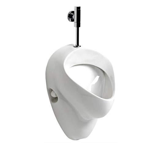 VBChome: Urinal Zulauf von Oben Weiß Modern Hochwertig Keramik Pinkelbecken Pissoir Kolo Felix