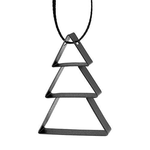 Stelton Weihnachtsbaum, schwarz, Standard