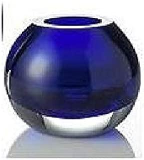 Kate Spade New York Garden Street Round Rose Bowl - Navy Blue by Lenox New in box