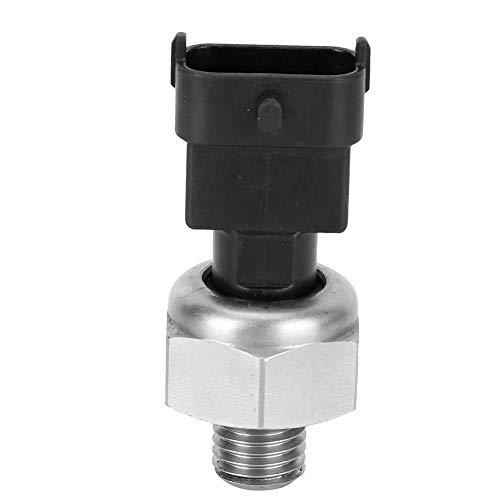 Dibiao Kraftstoff Schiene Hochdruck Sensor Kraftstoff Rail Injection Druck Sensor 24418424 Passt für Opel Astra H 2004-2010