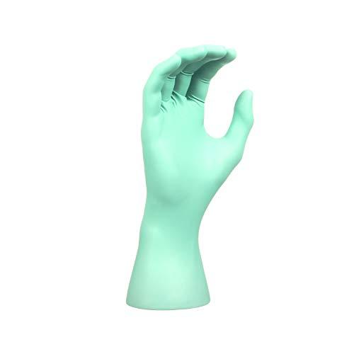 "Microflex NeoPro Chloroprene Glove, Powder Free, Polymer Coating, 9.6"" Length, 5.1 mils Thick, Medium (100 per Box)"