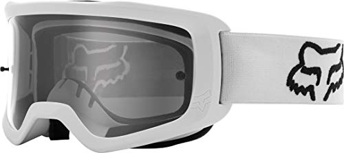 Fox Racing Main Stray Goggle, White, One Size